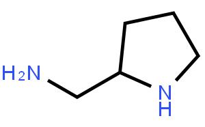 (S)-2-(Aminomethyl)pyrrolidine  (S)-2-(氨甲基)吡咯烷