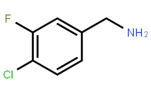 4-氯-3-氟苄胺