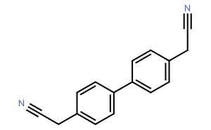 2-[4-[4-(cyanomethyl)phenyl]phenyl]acetonitrile