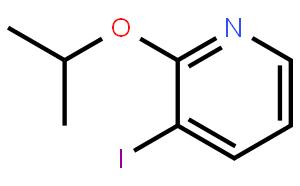 3-Iodo-2-isopropoxypyridine