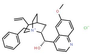 N-Benzylquinidinium Chloride [Chiral Phase-Transfer Catalyst] N-苄基氯化喹啶嗡[手性相转移催化剂]