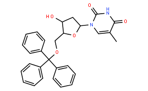 5'-O-三苯甲基胸苷