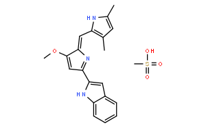 Obatoclax mesylate(GX 015070)