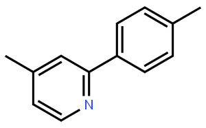 4-Methyl-2-(p-tolyl)pyridine