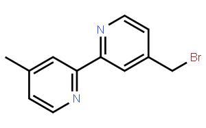 4-溴甲基-4'-甲基-2,2'-联吡啶