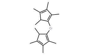 Bis(tetramethylcyclopentadienyl)chromium(II)