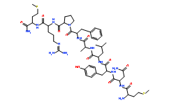 Small Cardioactive Peptide B SCPB