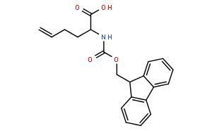Fmoc-(2S)-2-AMINO-5-HEXENOIC ACID