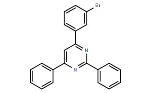 4-(3-溴苯基)-2,6-二苯基嘧啶