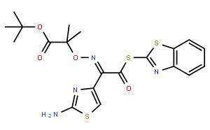 头孢他啶侧链酸活性酯