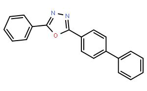 2-(4-联苯基)-5-苯基-1,3,4-噁二唑