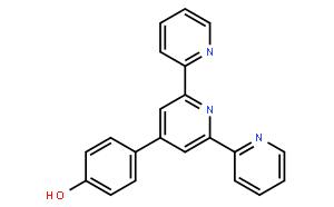 """4'-(4-羟基苯基)-2,2':6',2""""-三联吡啶"""