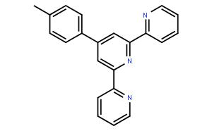 """4'-(4-甲基苯基)-2,2':6',2""""-三联吡啶"""