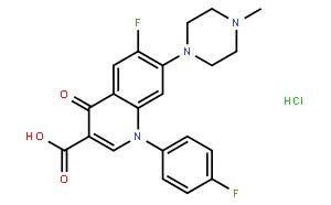 盐酸二氟沙星