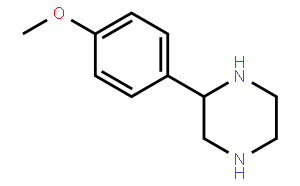 2-(4-Methoxyphenyl)piperazine