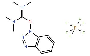 苯并三氮唑-N,N,N',N'-四甲基脲六氟磷酸酯