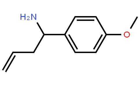 1-(4-Methoxyphenyl)but-3-en-1-aMine