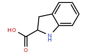(R)-(+)-Indoline-2-carboxylic Acid  (R)-(+)-吲哚啉-2-羧酸