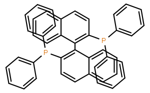 (±)-2,2'-双-(二苯膦基)-1,1'-联萘