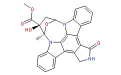 (+)-抗生素 K-252A;K252A