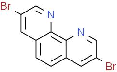 3,8-二溴-1,10-菲咯啉