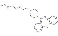 喹硫平雜質