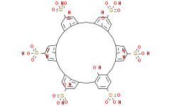4-磺酰杯[6]芳烃水和物