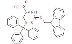 Fmoc-|S|-三苯甲基-L-半胱氨酸