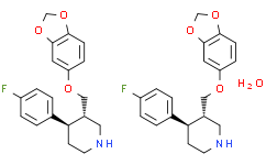 盐酸帕罗西汀半水合物
