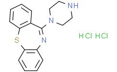 11-哌嗪-二苯并[b.f][1.4]硫氮雜卓二鹽酸鹽