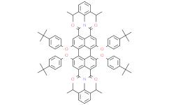 1,6,7,12-四(4-叔丁苯氧基)-N,N'-二(2,6-二异丙基苯基)-3,4,9,10-苝二酰亚胺