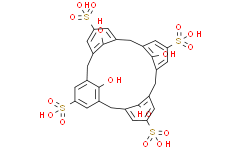 4-磺酰杯[4]芳烃水合物