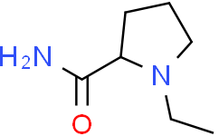 (S)-(-)-1-Ethyl-2-pyrrolidinecarboxamide  (S)-(-)-1-乙基-2-吡咯烷甲酰胺