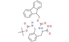 Fmoc-L-2-aminomethylphe(boc)
