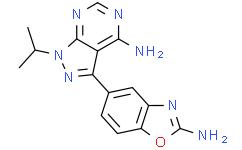 Sapanisertib(INK128 MLN0128)