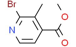 2-溴-3-甲基异烟酸甲酯