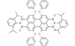 N,N'-双(2,6-二异丙基苯基)-1,6,7,12-四苯氧基-3,4,9,10-苝四甲酰二亚胺