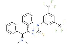 N-[3,5-双(三氟甲基)苯基]-N'-[(1S,2S)-2-(二甲基氨基)-1,2-二苯基乙基]硫脲