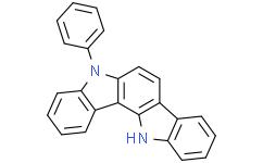 5-phenyl-5,12-dihydroindolo[3,2-a]carbazole