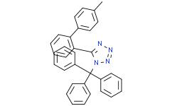 N-(三苯基甲基)-5-(4'-甲基聯苯-2-基)四氮唑