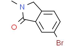 N-甲基-6-溴异吲哚啉-1-酮