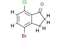 4-溴-7-氯茚酮