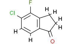 5-氯-4-氟-2,3-二氢-1H-茚-1-酮
