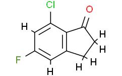 7-氯-5-氟茚酮