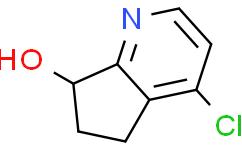4-氯-6,7-二氢-5H-环戊并[b]吡啶-7-醇