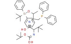 O-TBDPS-D-Thr-N-Boc-L-tert-Leu-二苯基膦