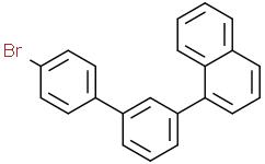 1-(4'-溴[1,1'-联苯]-3-基)萘