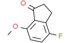 4-氟-7-甲氧基-1-茚酮