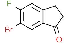 6-溴-5-氟茚酮;6-溴-5-氟茚满-1-酮