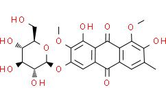 橙黄决明素葡萄糖苷